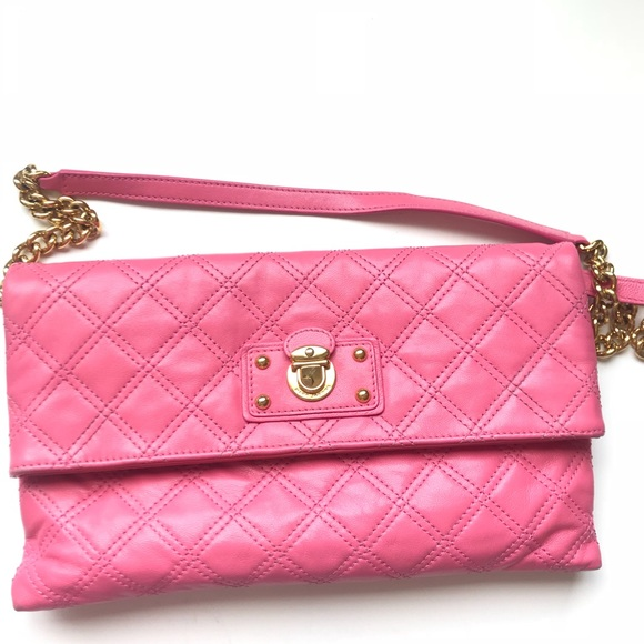 7d77503ba5f Marc Jacobs Bags | Quilted Eugenie Clutch With Chain | Poshmark